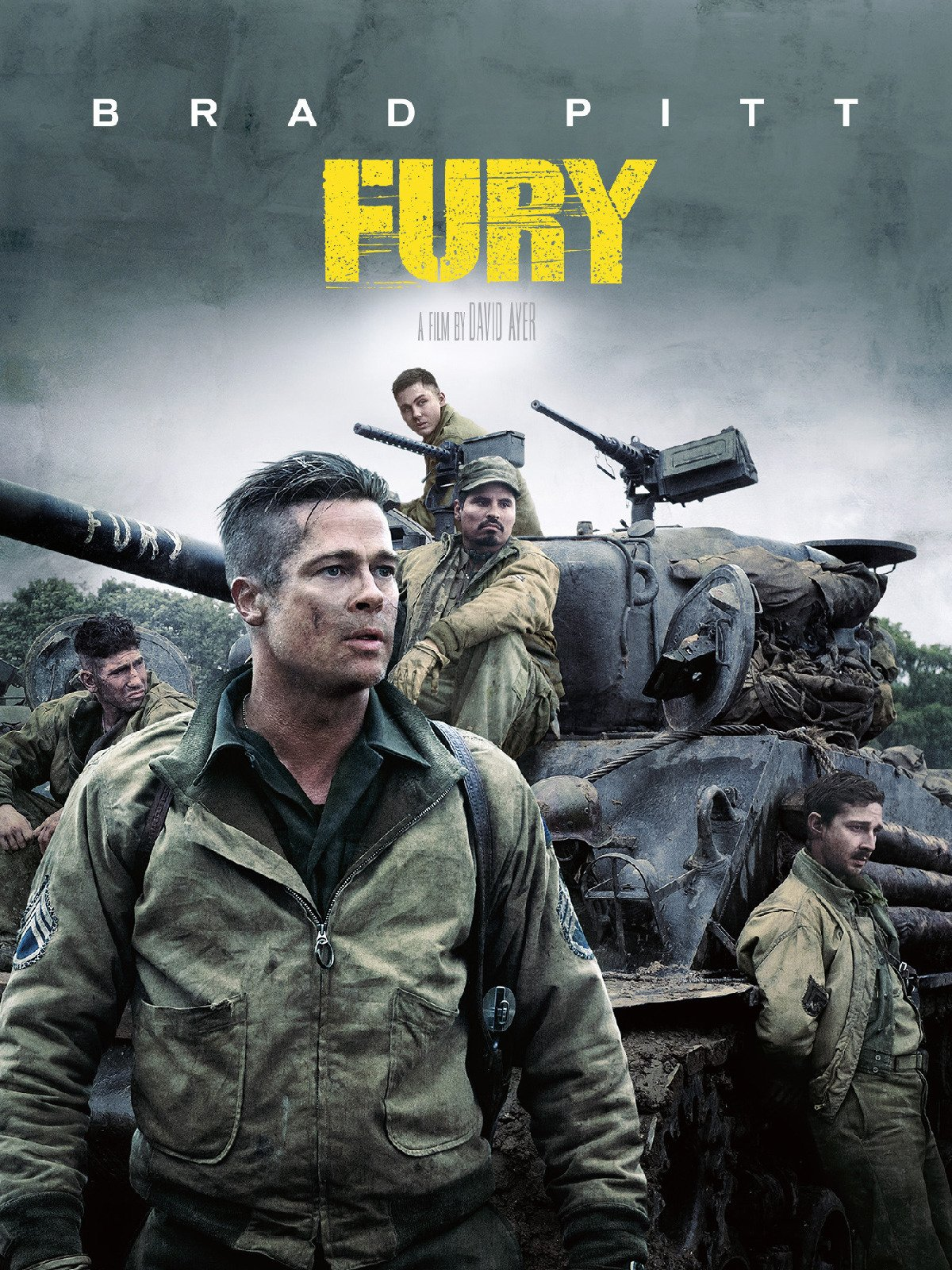 Fury on Amazon Prime Video UK
