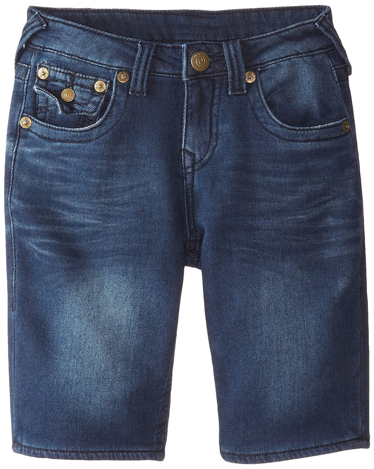 True Religion Big Boys' Geno Indigo French Terry 5 Pocket Short подвесная люстра 1406 16 8 4 530 xl 180 2d g bohemia ivele crystal хрустальная люстра