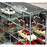 1/43 Diecast Car Display Case 36 Car