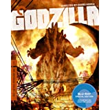 Godzilla (The Criterion Collection) [Blu-ray] (Color: black & white)