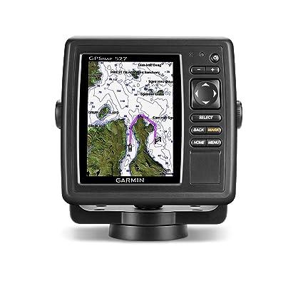 GARMIN GPSMAP 527 carte de base CHARTPLOTT ER LE MONDE