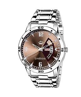 LIMESTONE Analogue Brown Dial Men's Watch - LS2731
