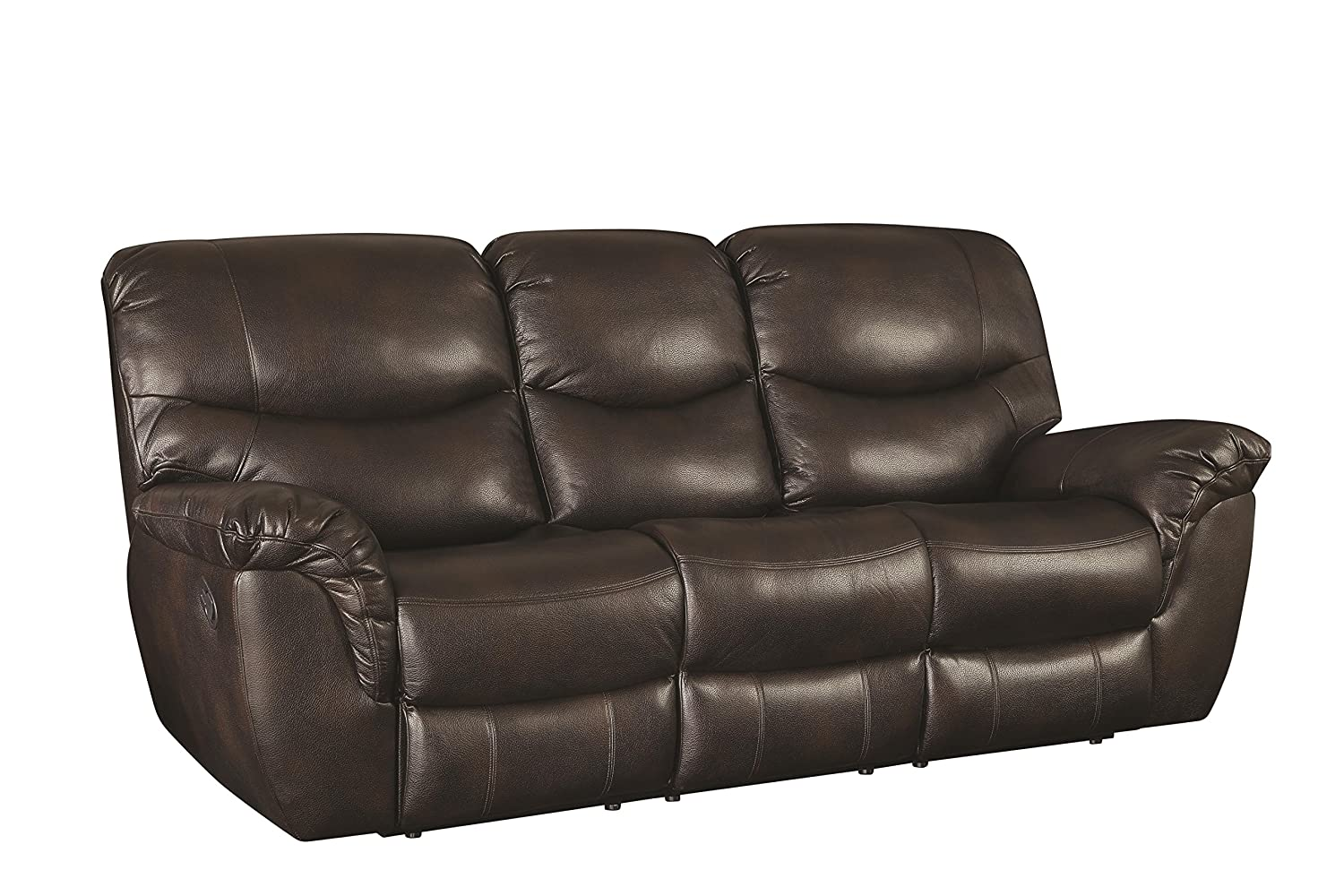 Partridge Casual Reclining Sofa with Pillow Top Arms