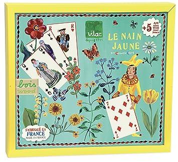 Vilac - 8646 - Le Nain Jaune de Nathalie Lété