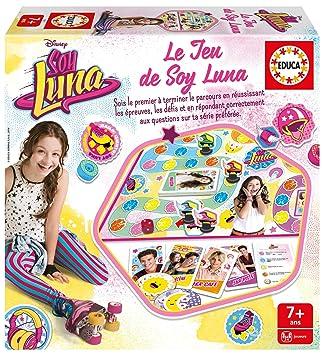 Educa Borrás - 16871.0 - Jeu - Soy Luna