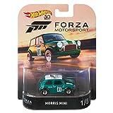 Hot Wheels 2018 Forza Motorsport Morris Mini Vehicle, 1:64 Scale