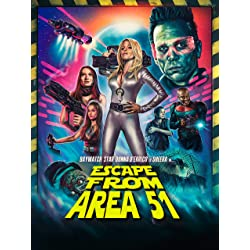 Escape From Area 51 [Blu-ray]