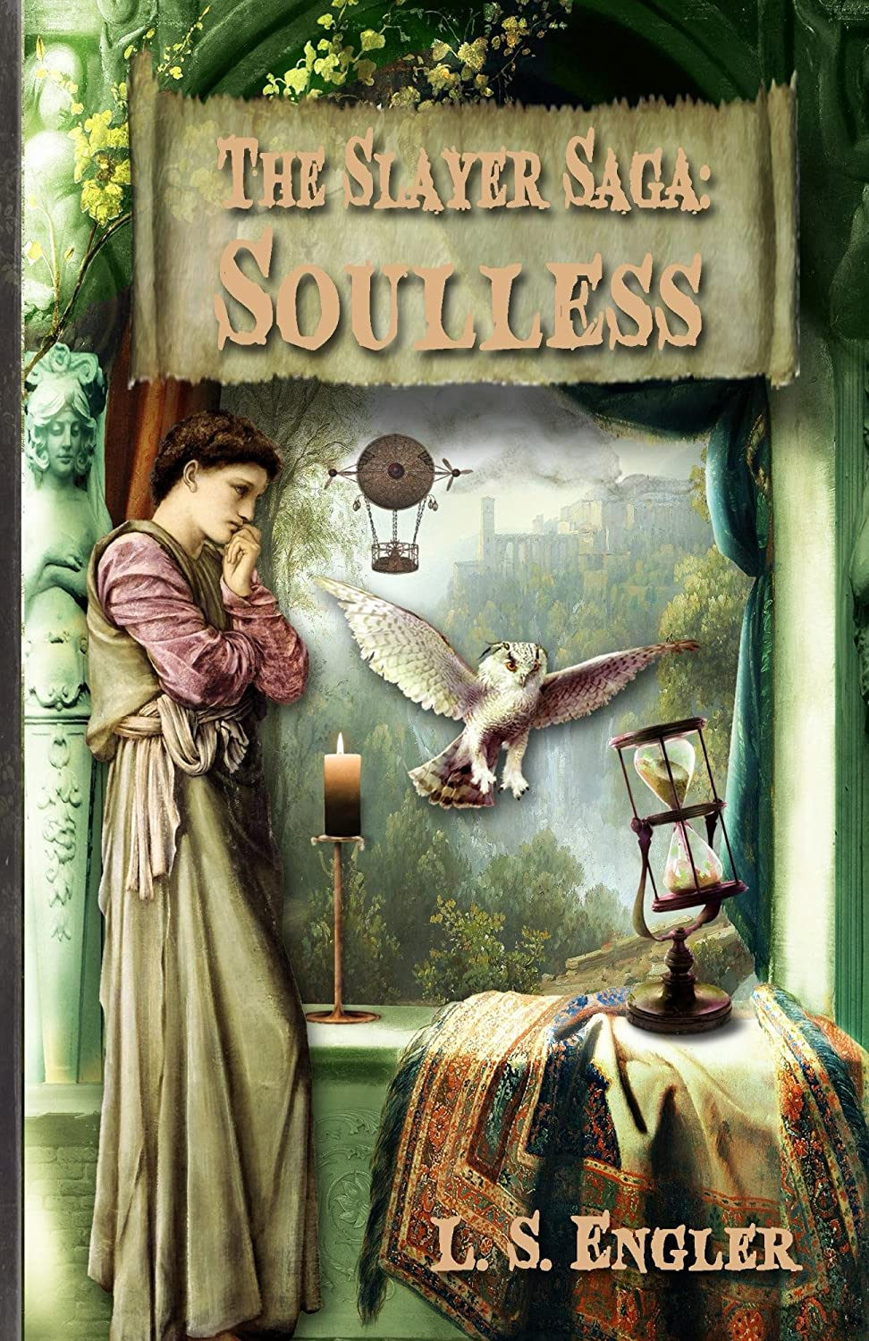 kindlecoverSoulless