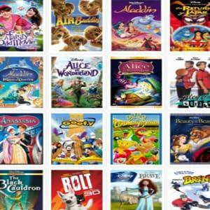 MovieFlix Kids - Full Kids Movies - Kindle Tablet Edition