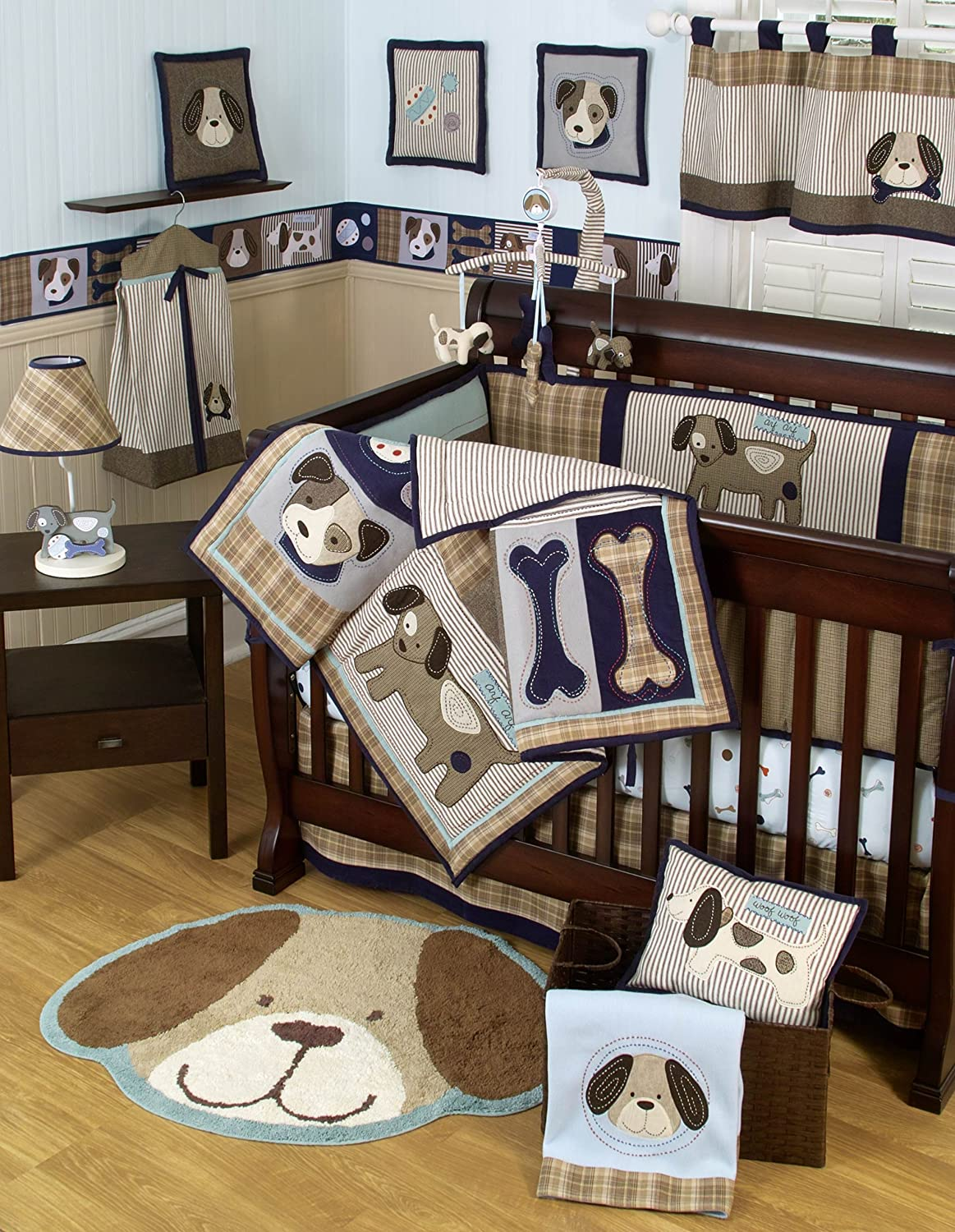 Crib Bedding Baby Boy Rooms: Boys Baby Bedding And Nursery Themes