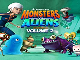 Monsters vs. Aliens Season 2