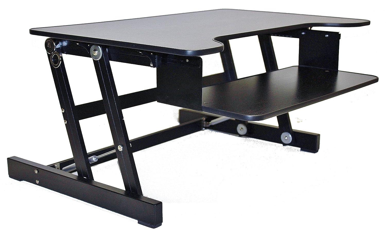 Top 10 Best Adjustable Standing Desks Buying Guide 2016-2017 on ...