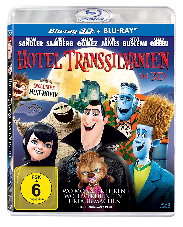 Hotel Transsilvanien [Blu-ray + 3D] 11,97 €