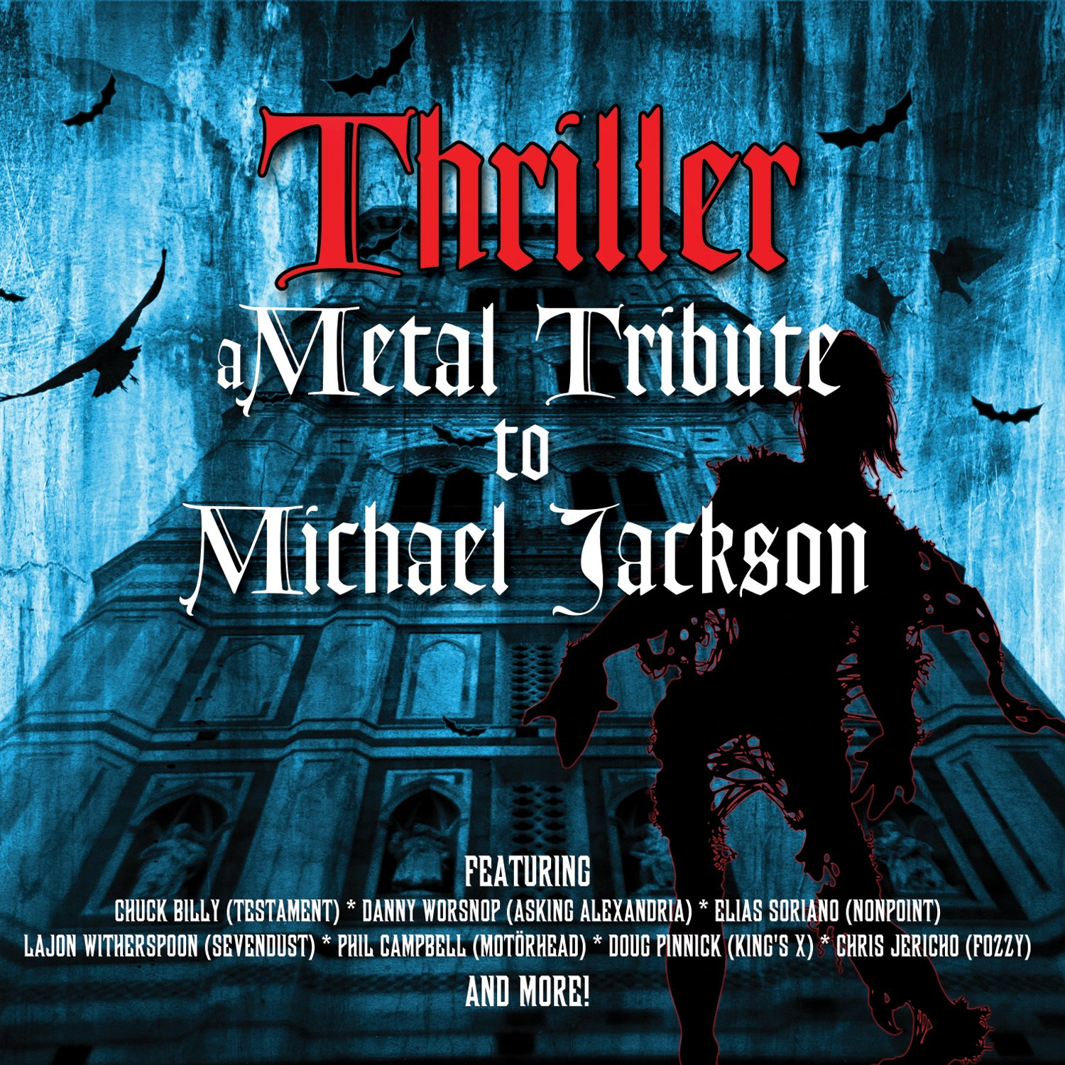 "Disco Tributo: ""Thriller – A Metal Tribute To Michael Jackson"" 91SFDRkC5xL._SL1500_"