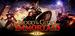 Blood & Glory: Immortals from Glu Mobile Inc.