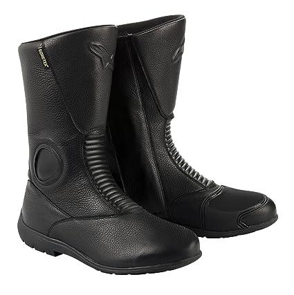 Alpinestars - bottes - GRAN TORINO GORETEX - Couleur : Noir - Pointure : 40