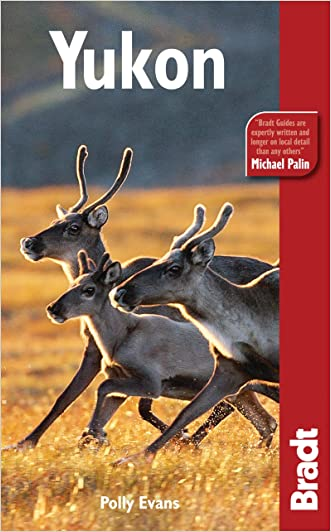Yukon (Bradt Travel Guide Yukon) written by Polly Evans