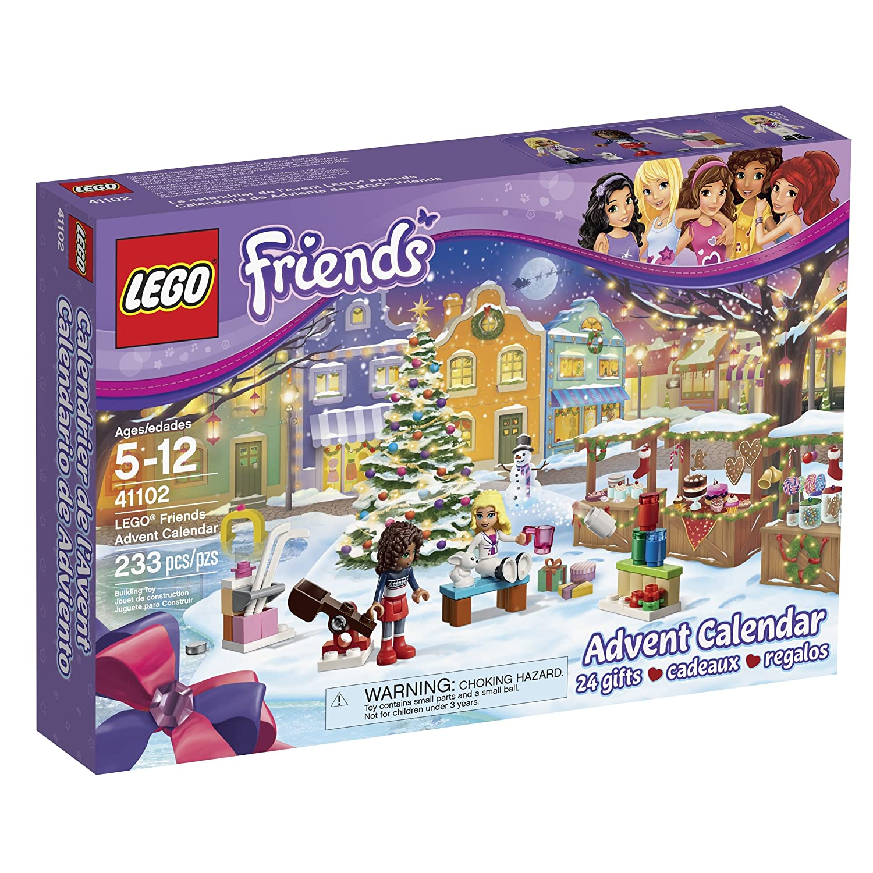 Advent Calendar Lego : Lego advent calendars available for pre order on