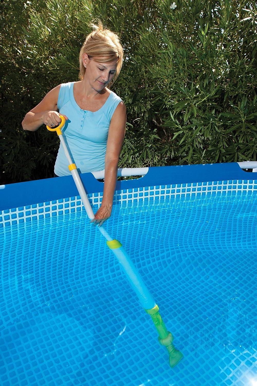 Spa pool hot tub fountains vacuum cleaner vac suction pump brush removes debris ebay for Swimming pool vacuum pump cleaners