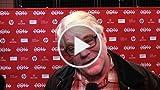 Philip Seymour Hoffman says John Slattery thinking...