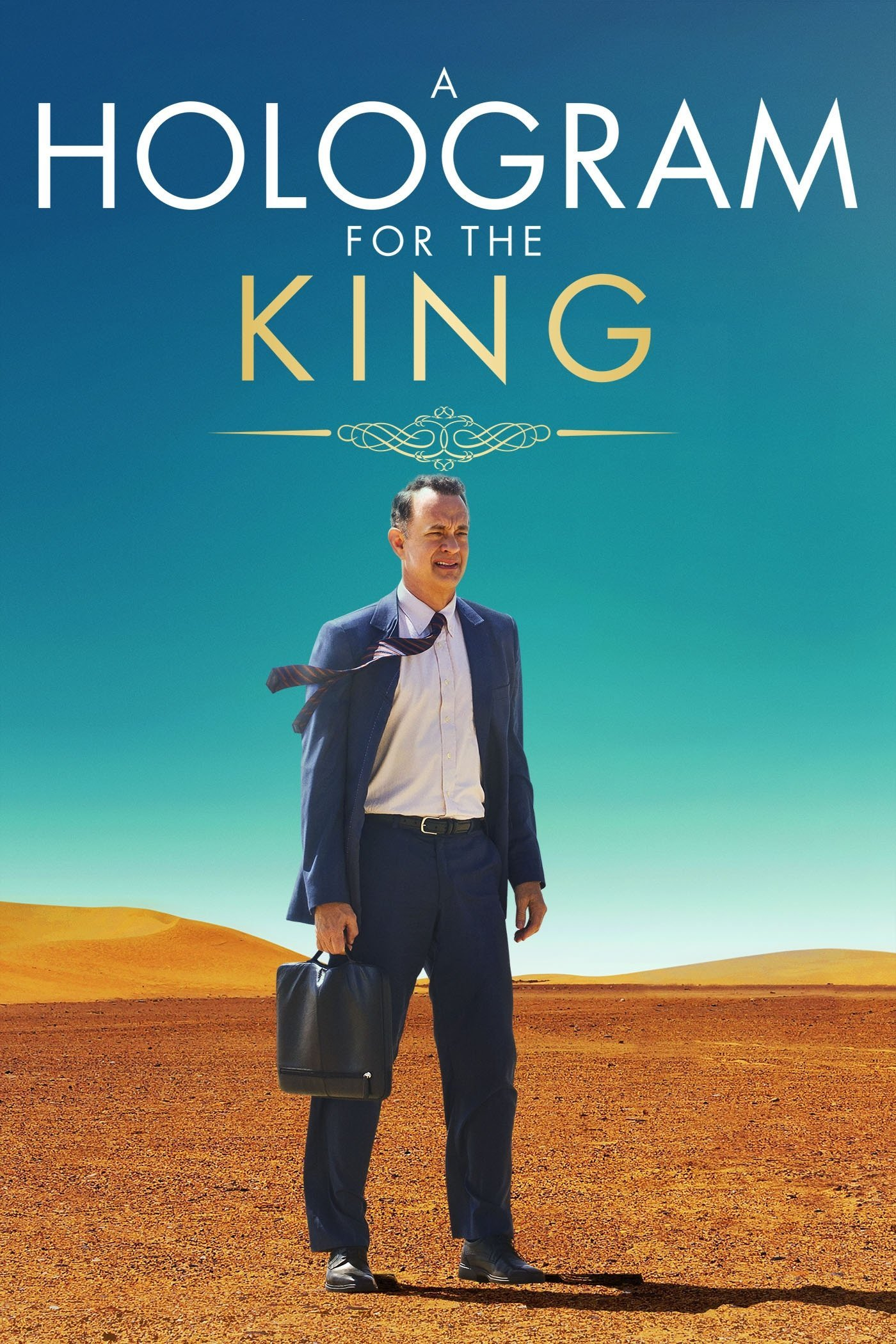 A Hologram for the King on Amazon Prime Video UK
