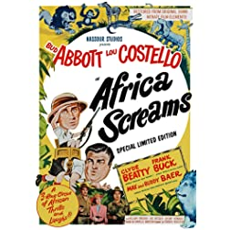 Africa Screams (Special Limited Edition)