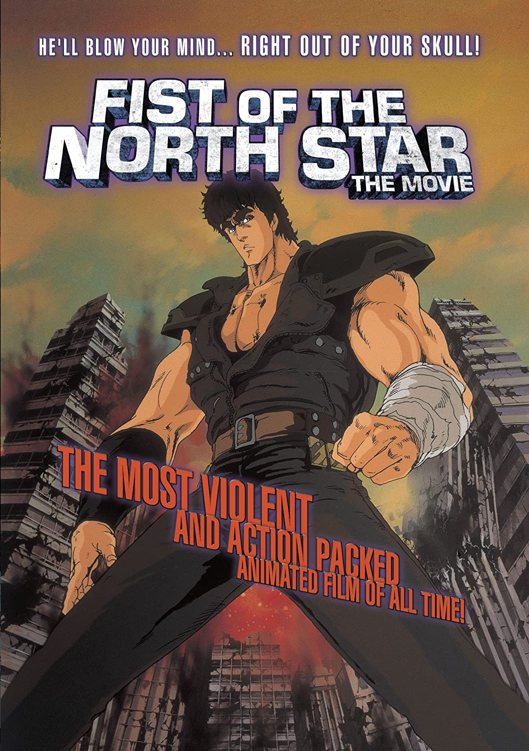 fist of the north star intro
