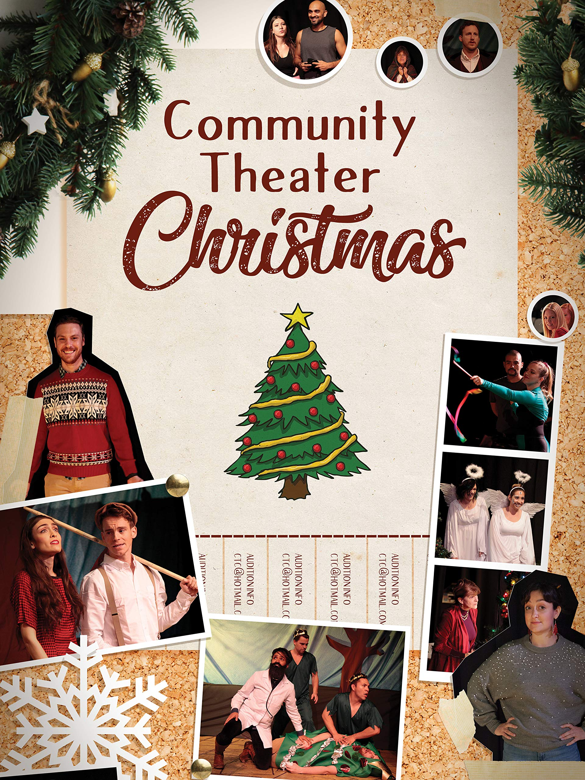 Community Theater Christmas on Amazon Prime Video UK