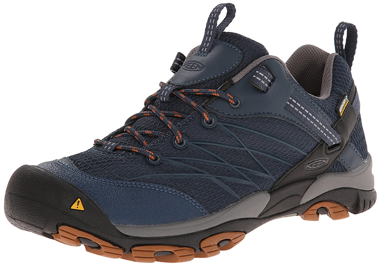 KEEN Men's Marshall WP Hiking Shoe lakai кеды lakai mj mid aw cement oiled suede 13