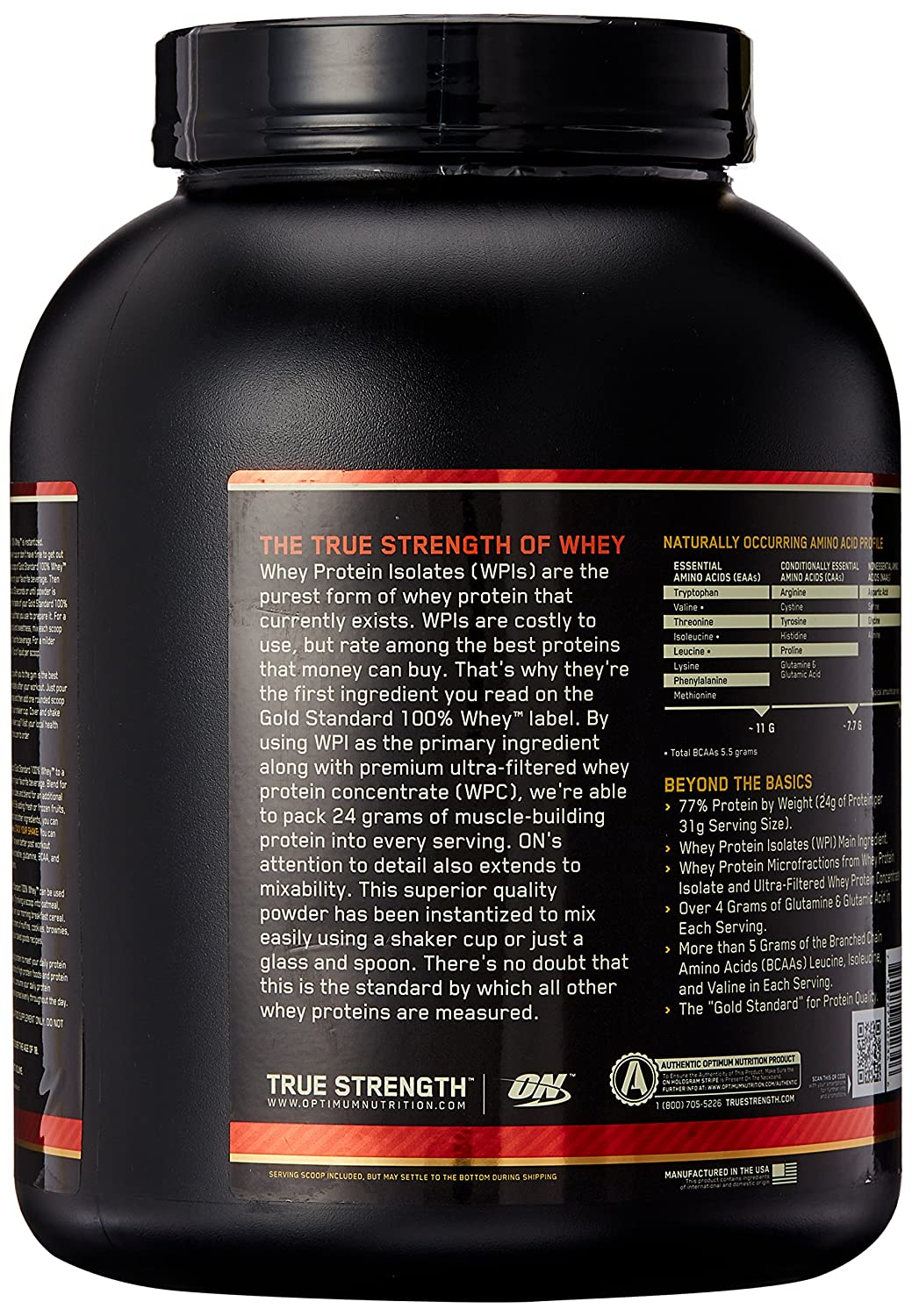 ON Whey Gold Standard - 5 lb Chocolate Malt