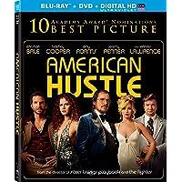 American Hustle: Blu-ray + DVD + Digital HD with UltraViolet