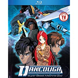 Dancouga Super Beast Machine God Complete TV Series [Blu-ray]