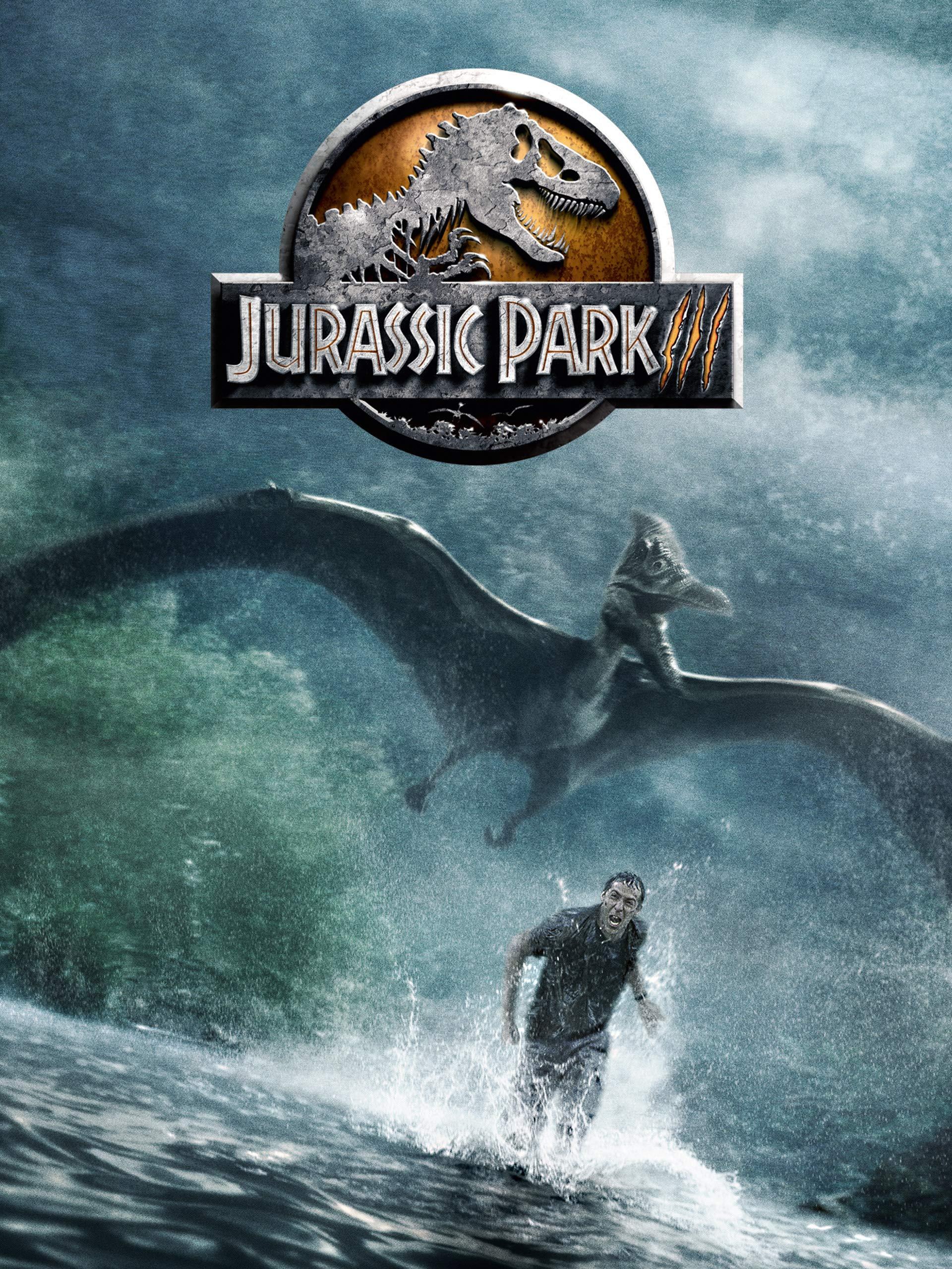 Jurassic Park III (4K UHD) on Amazon Prime Video UK