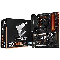 Gigabyte Aorus GA-Z270X-Gaming K5 LGA 1151 Intel Z270 HDMI SATA 6Gb/s USB 3.1 ATX Intel Motherboard