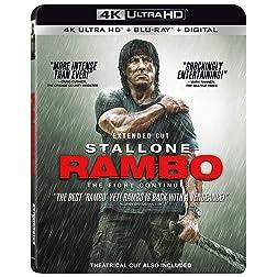 Rambo [4K Ultra HD + Blu-ray]