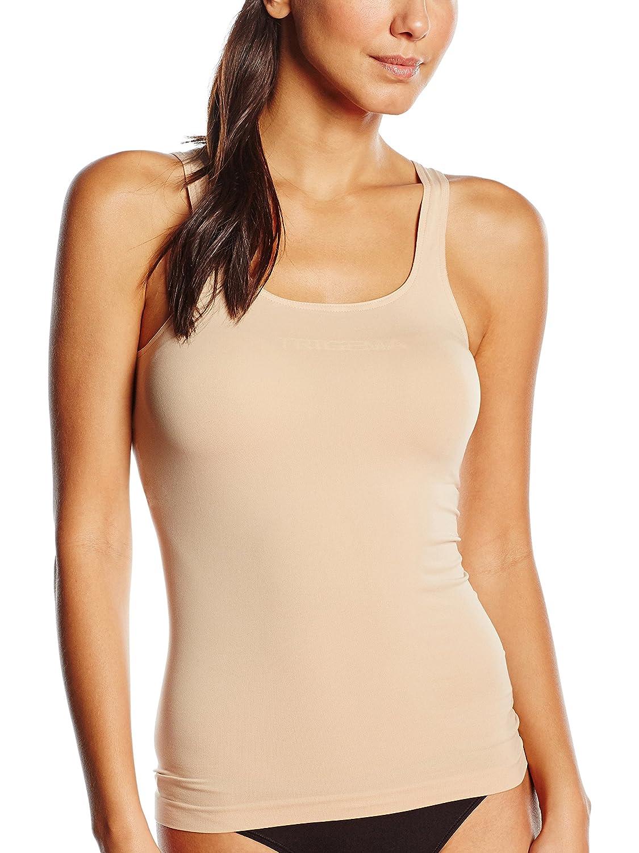 Trigema Damen Top Trigema Damen Trägershirt Polyamid/Elastan günstig online kaufen