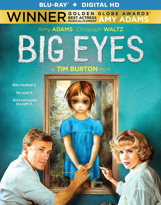 大眼睛/蓝光原盘/中文字幕/34.6G/艾米-亚当斯/Big Eyes 2014 DTS-HD