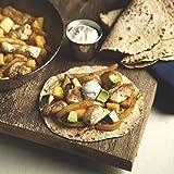 Chicken-Mango Fajitas by Chef'd Partner Runner's World (Dinner for 4)