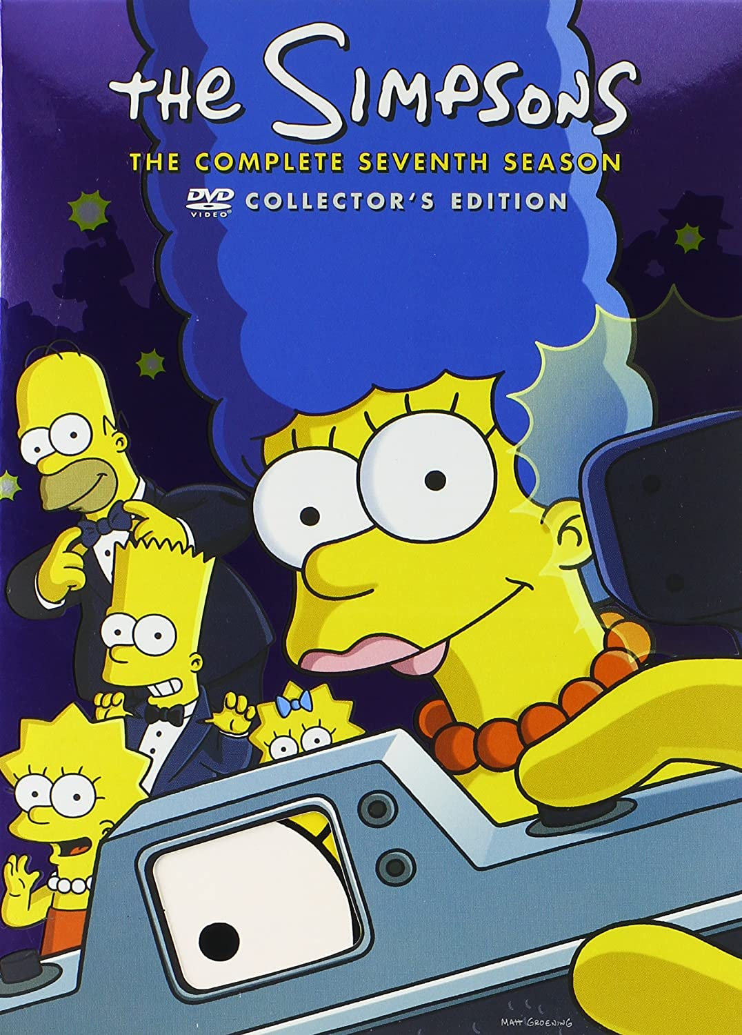 Simpsonai / The Simpsons (7 sezonas)