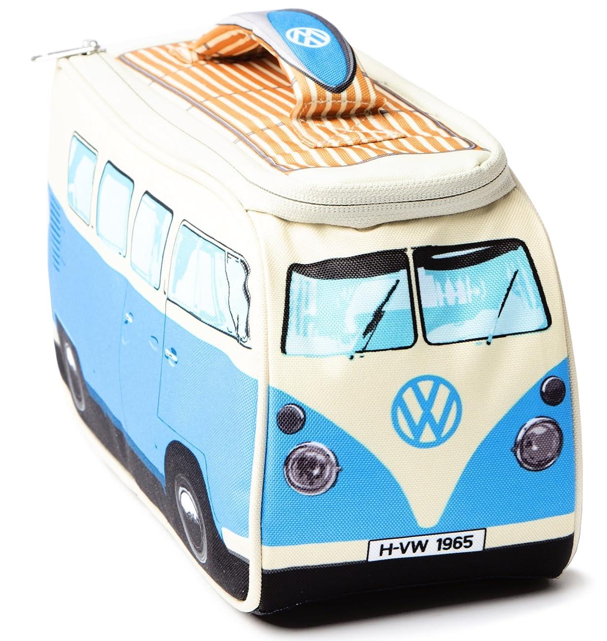 VW Volkswagen T1 Camper Van Lunch Bag - Blue - Multiple Color Options Available 0