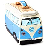 VW Volkswagen T1 Camper Van Lunch Bag - Blue - Multiple Color Options Available
