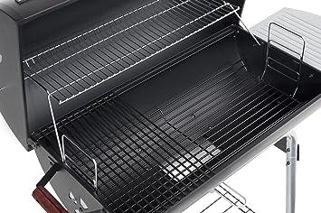 Landmann Black Taurus Expert Holzkohlegrill : Landmann holzkohle grillwagen black taurus schwarz x