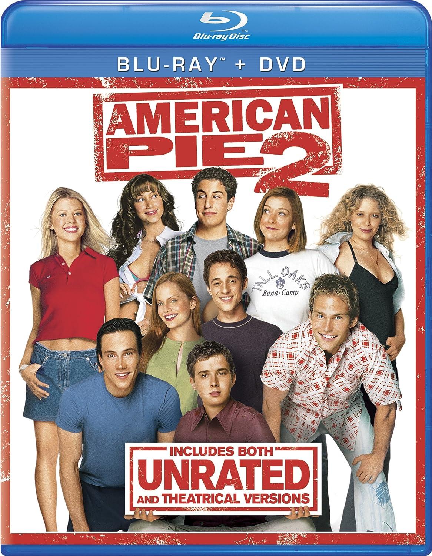 American Pie Comics American Pie 2 Blu-ray Dvd