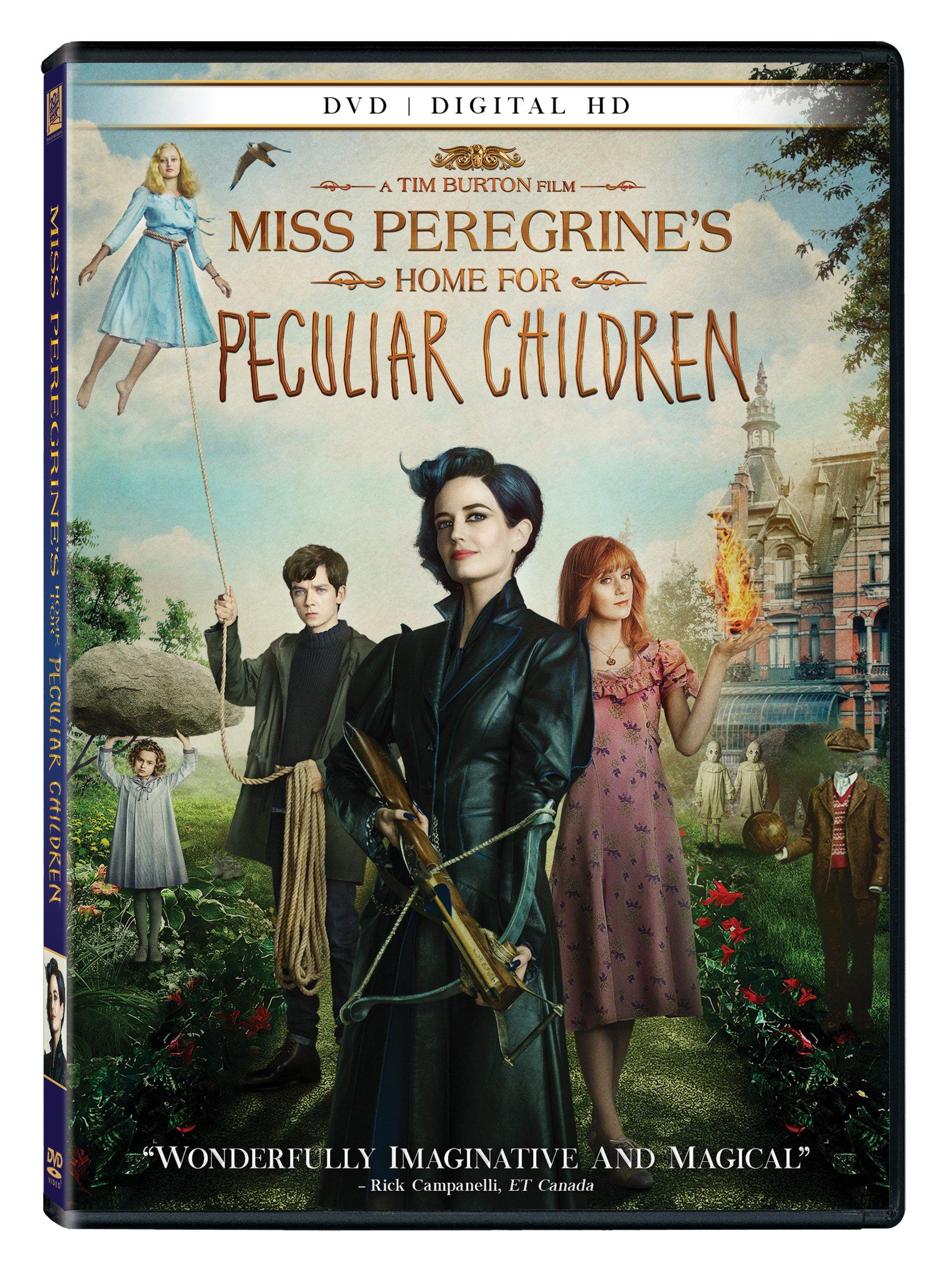 Buy Miss Peregrine Peculiar Children Now!