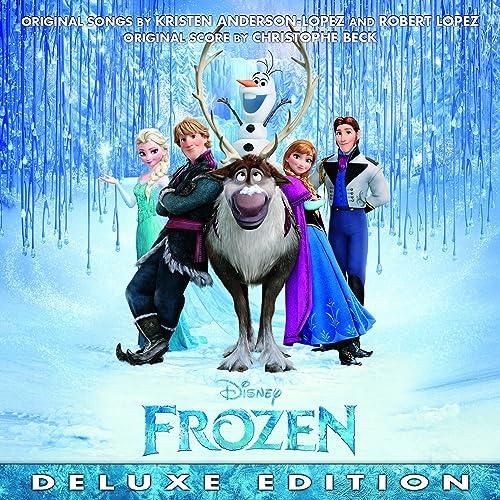 Various - Frozen (Deluxe Edition)