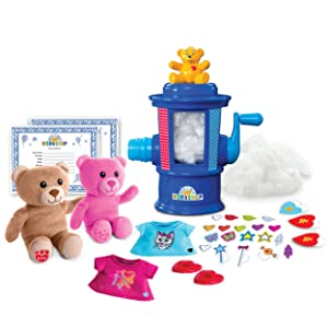 Build A Bear Workshop Stuffing Station by Spin Master (Edition Varies) (Color: Multicolor, Tamaño: n.a.)