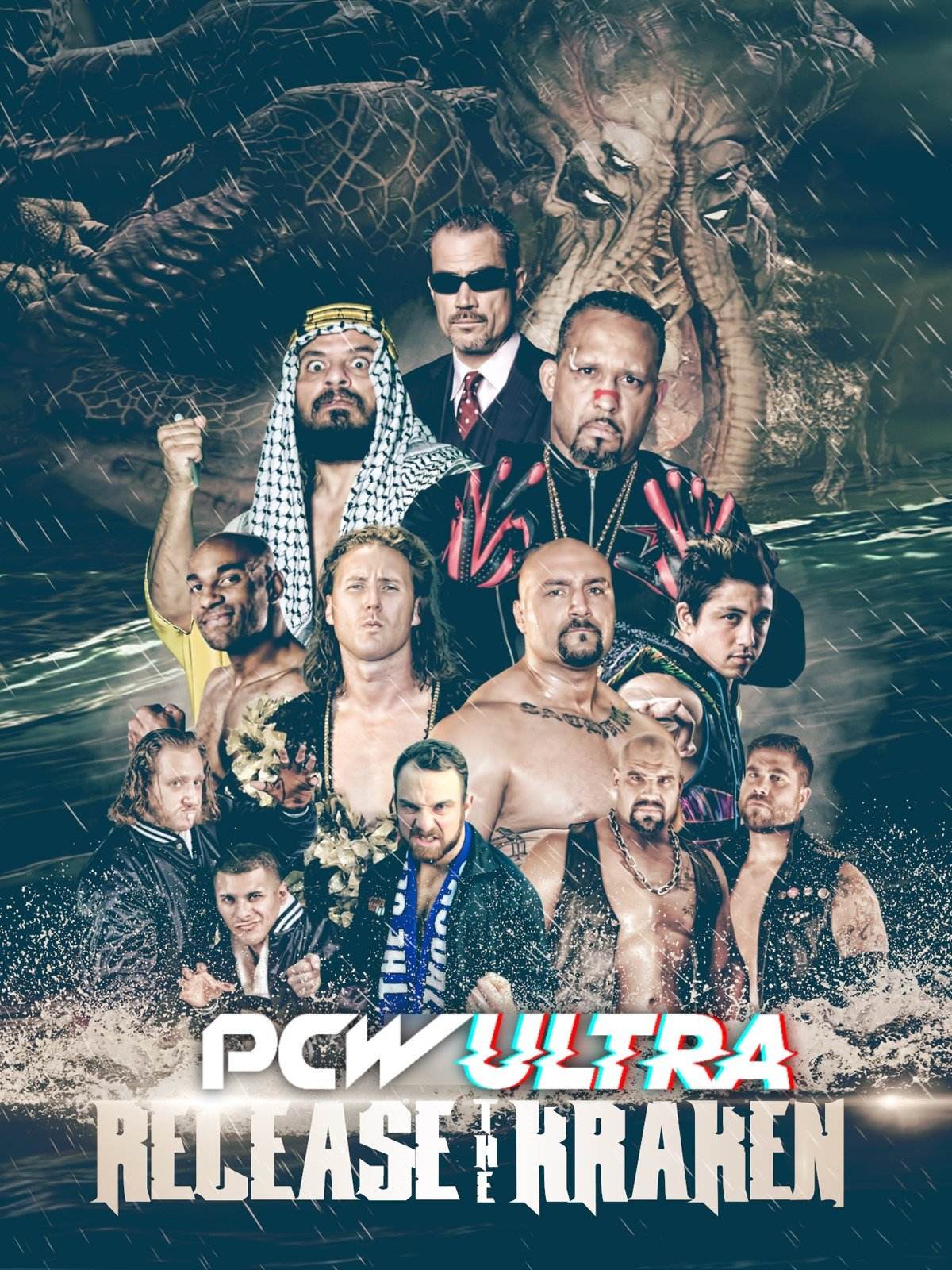 PCW Ultra Release The Kraken