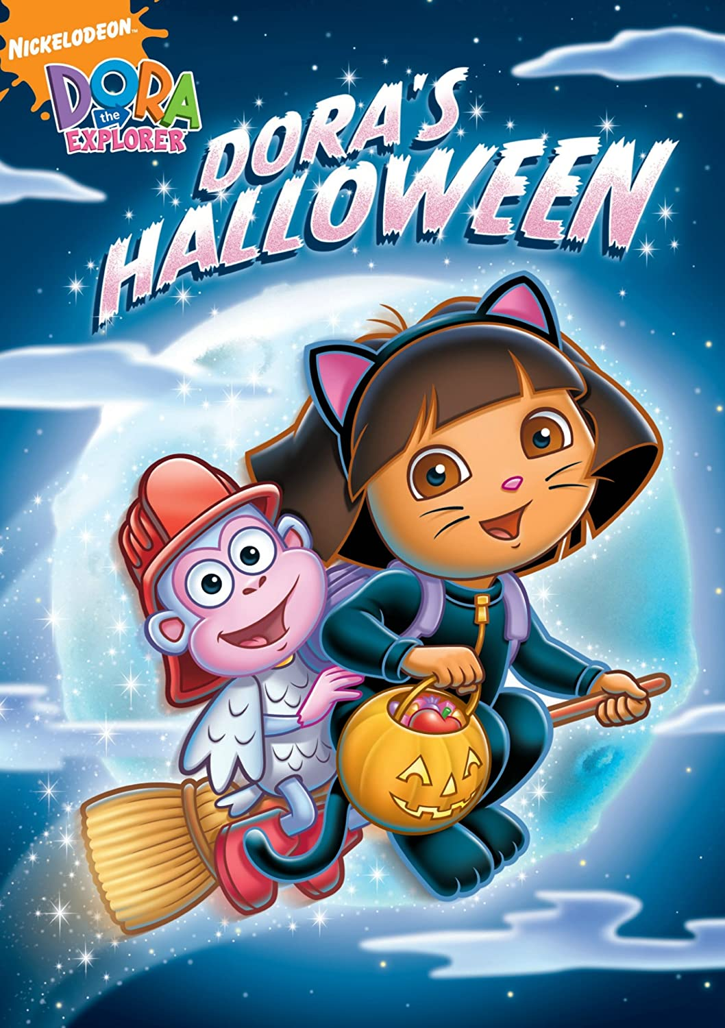 http://www.amazon.com/Dora-Explorer-Doras-Halloween/dp/B002C2KB08/