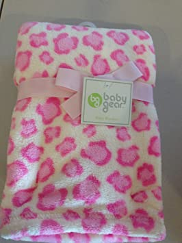 Baby Gear Brand Blanket