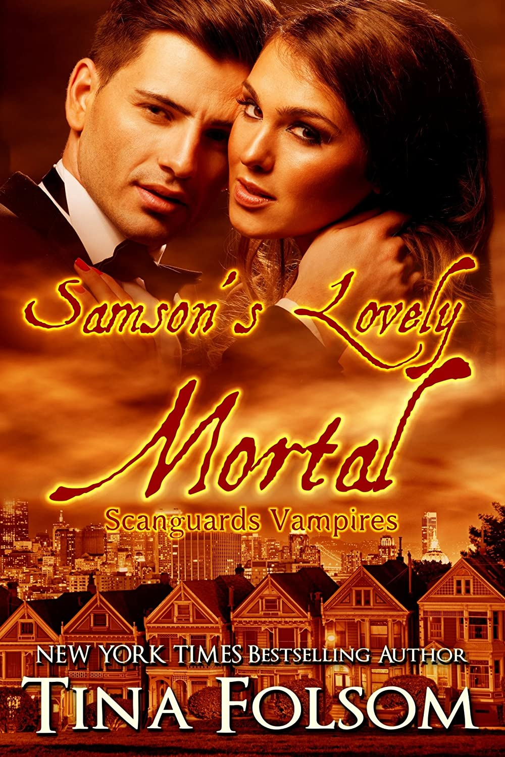 Samson's Lovely Mortal (Scanguards Vampires Book 1) by Tina Folsom